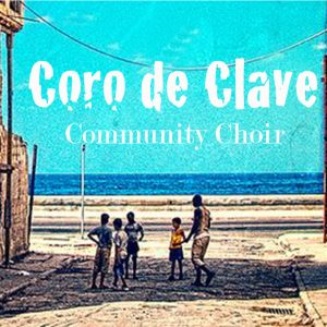 Coro de Clave is a community choir based in London. Our music draws on the beautiful 19-century Cuban choir tradition. Our choir is open to all.