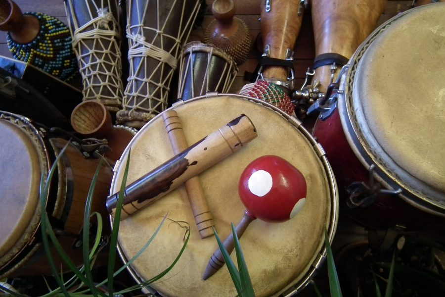Intro Courses on Afro Cuban Drumming