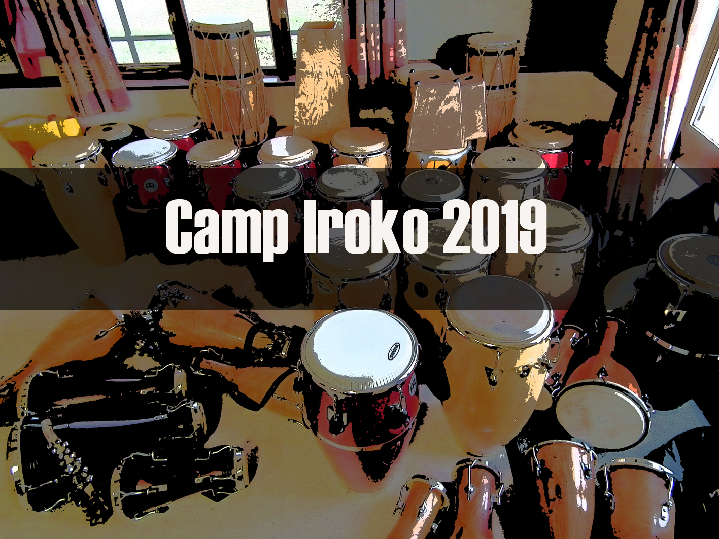 Camp Iroko 2019