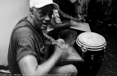 Afro Cuban Music Night 6th August