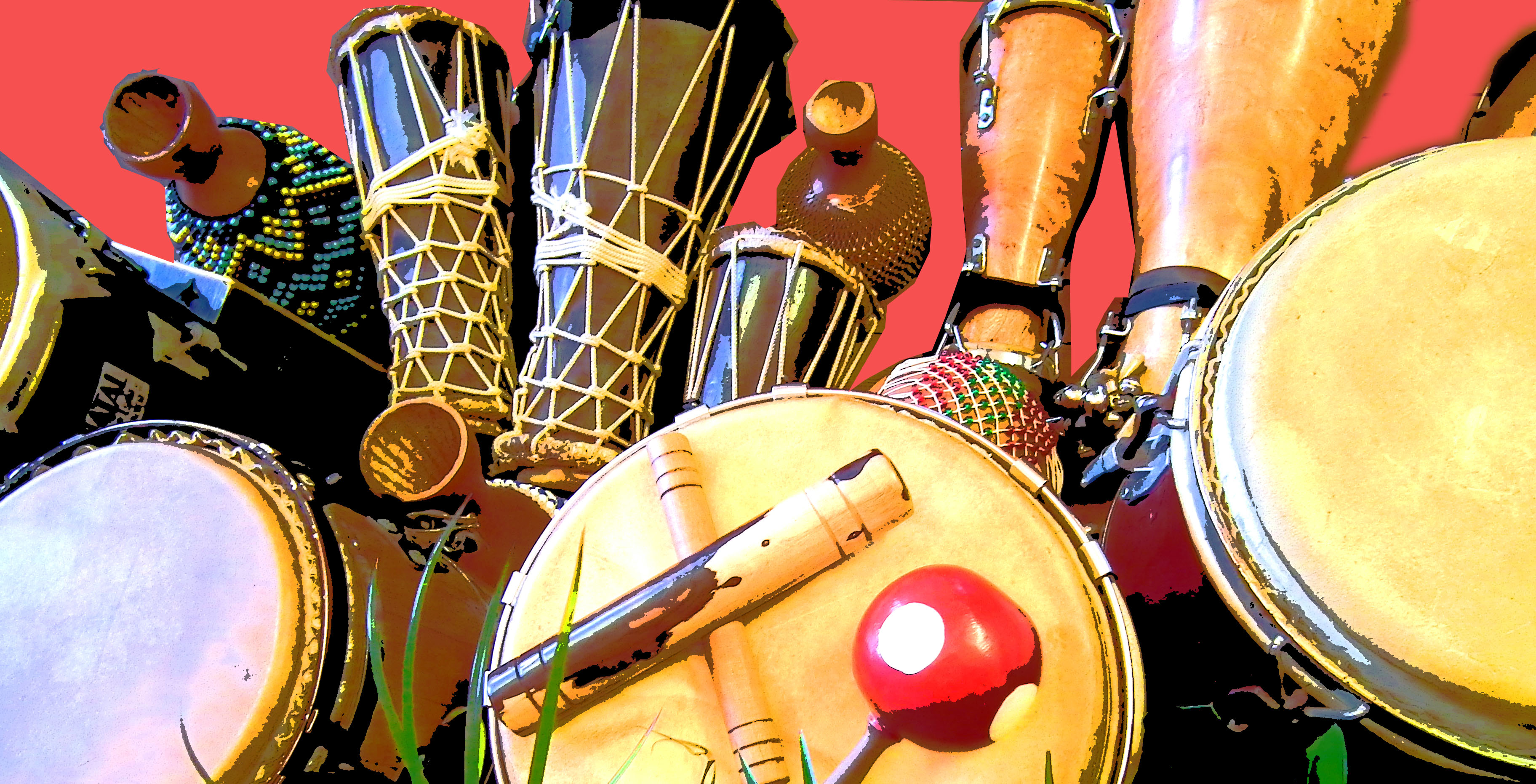 Level 1 Afro-Cuban Drumming Course