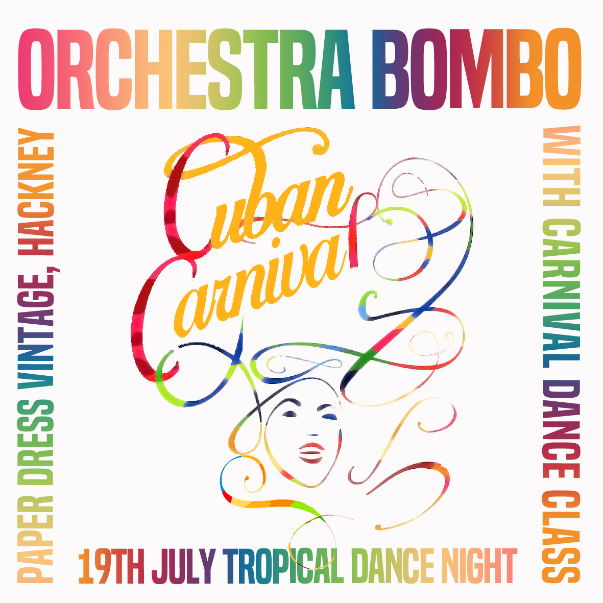Bombo's Cuban Carnival Night