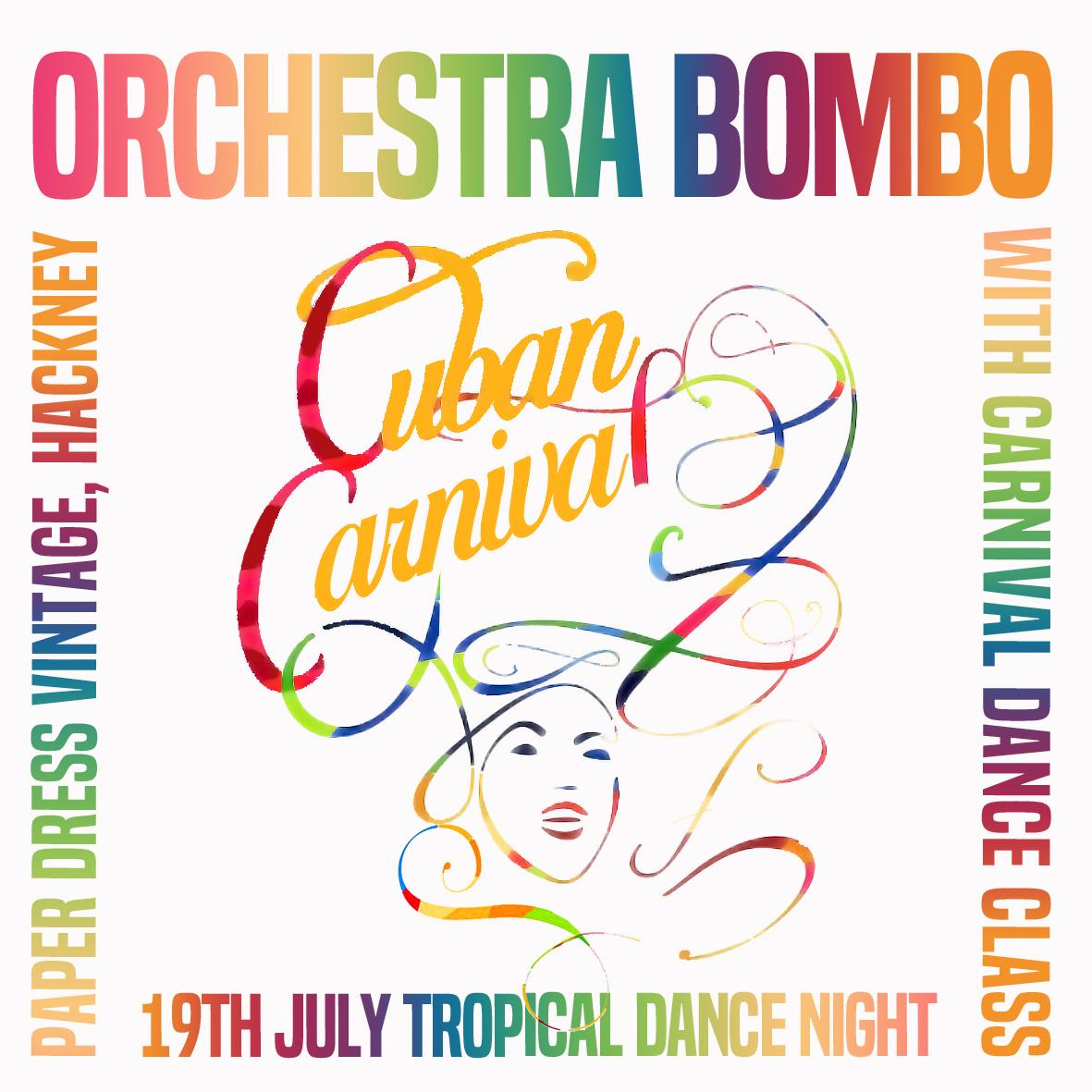 Bombo's Cuban Carnival Night