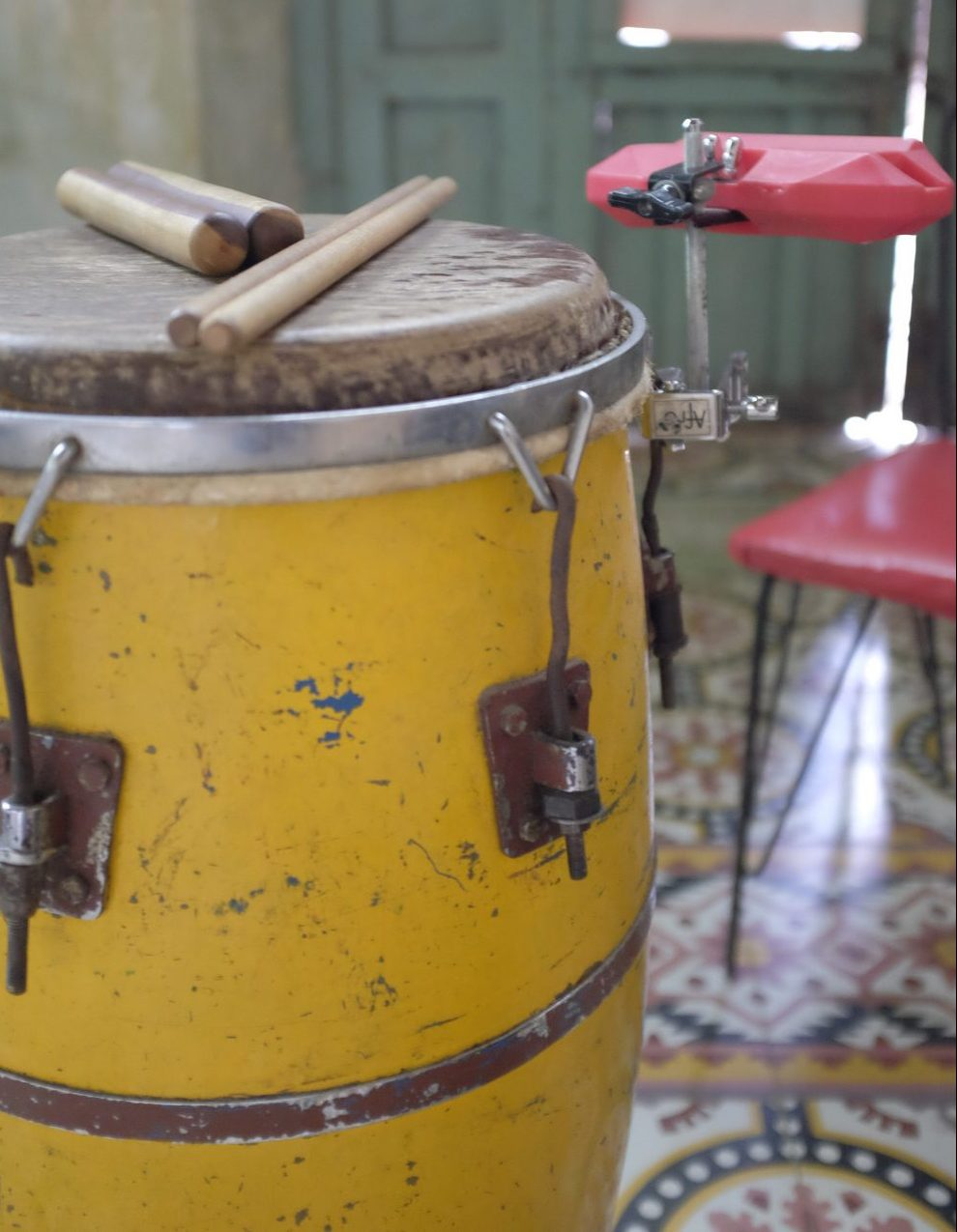 Rumba Percussion Course