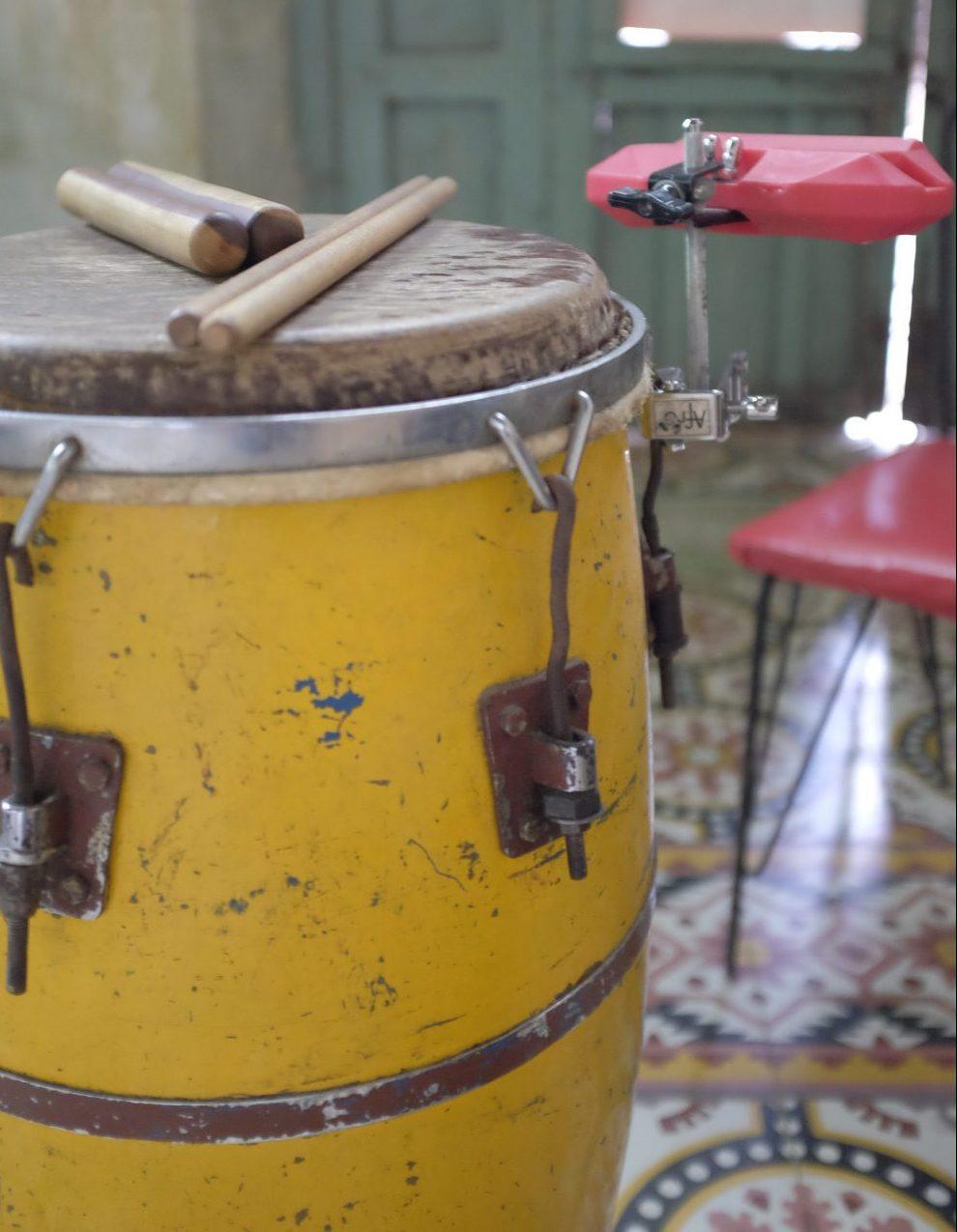 Rumba Percussion Course