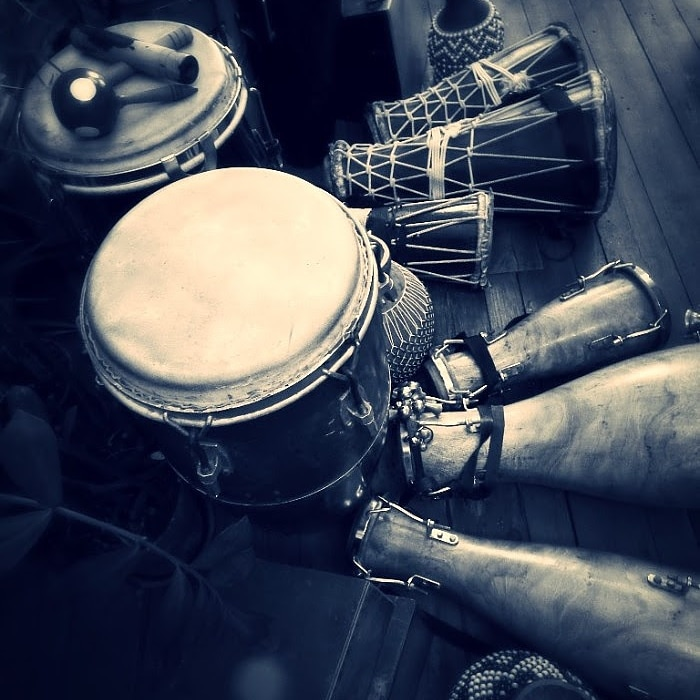 Level 2 Afro-Cuban Drumming Course