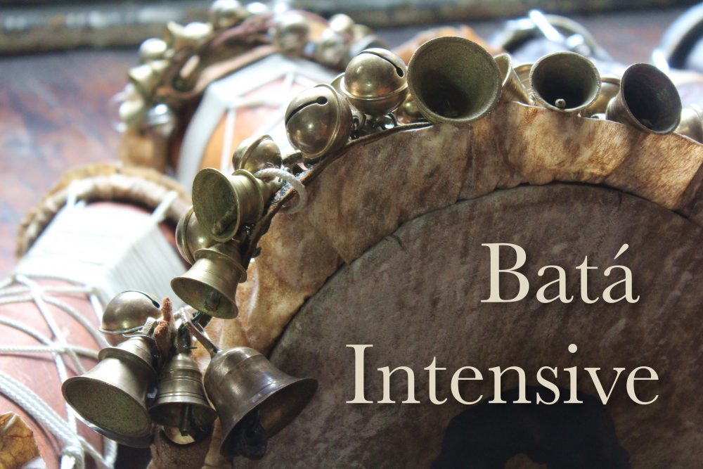 Batá Intensive – 15th March