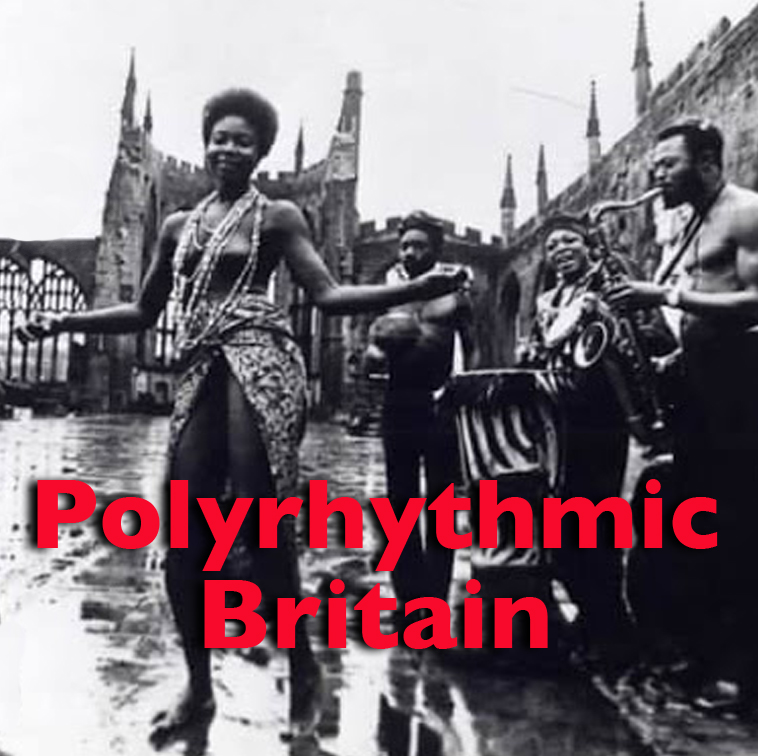 Polyrhythmic Britain by Vicky Jassey