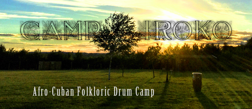 Camp Iroko 2020 – Afro-Cuban Folkloric Drum Camp