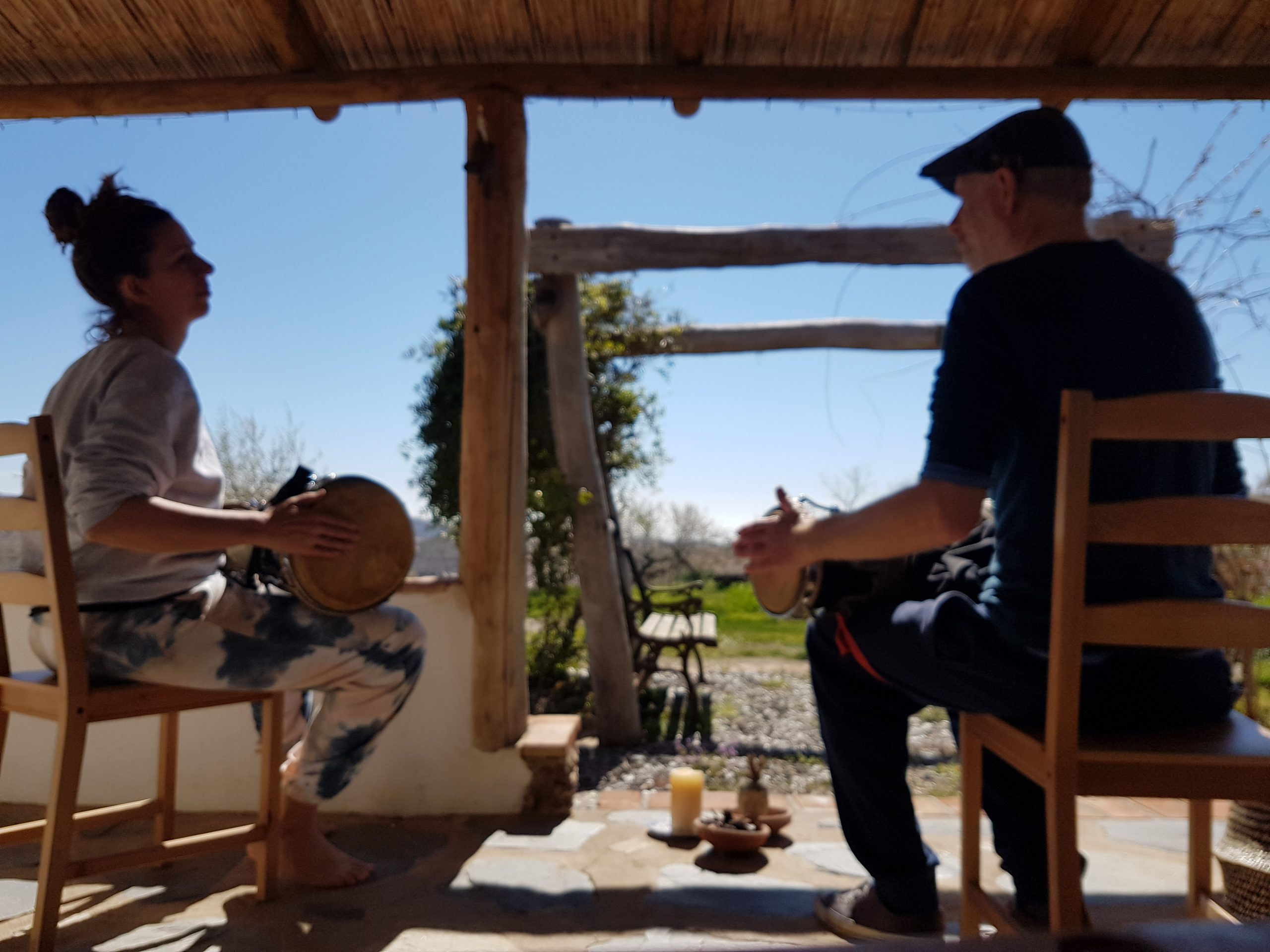 Afro-Cuban Folkloric Percussion Retreat in Spain